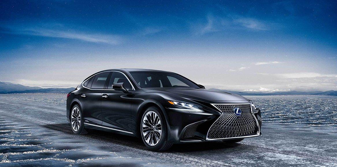 The Benchmark of Japanese Luxury Car - Lexus Brand History