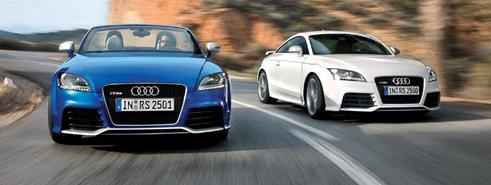 Audi RS Brand Development History (Part Two)