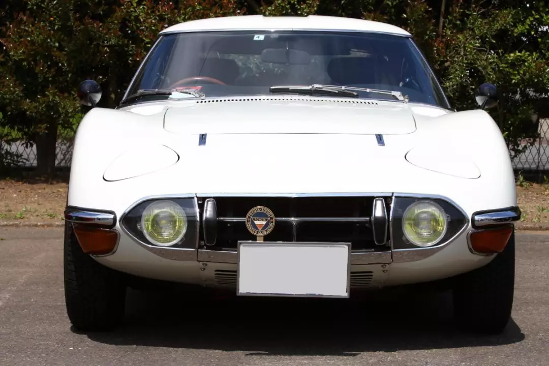 If you are a Toyota, start learning about real Toyota from this old car!