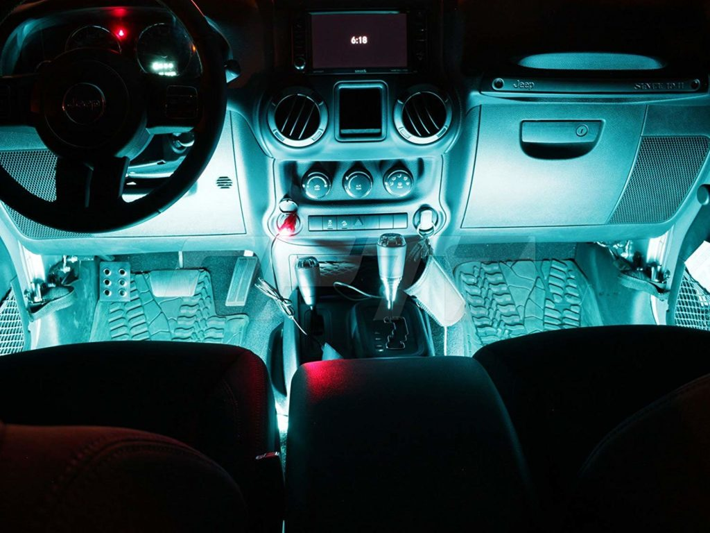 Best LED Interior Lights For Cars 2020 | Reviews & Guide