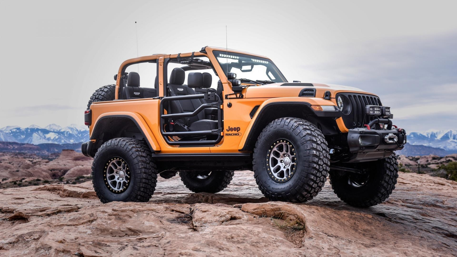 Inherit The Hardline Off-Road Style - Jeep brand history