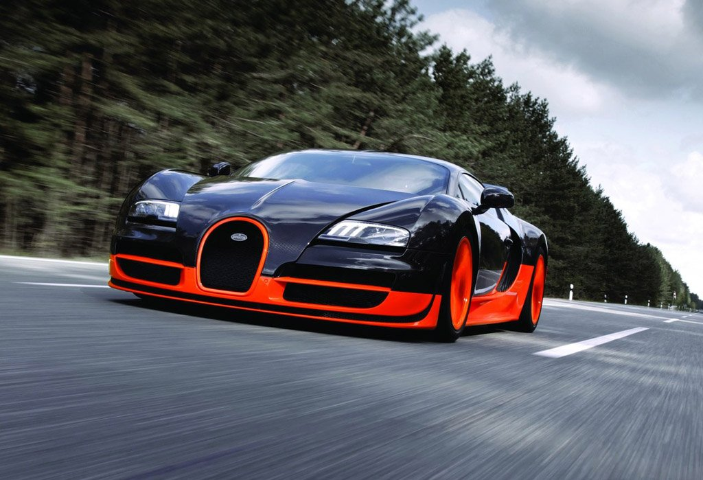 Bugatti - Classic makes Brilliance