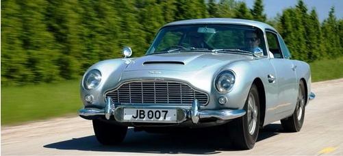 Aston Martin Development History (Part One)
