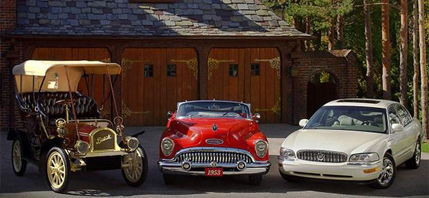 Buick's 110-year history (Part one)