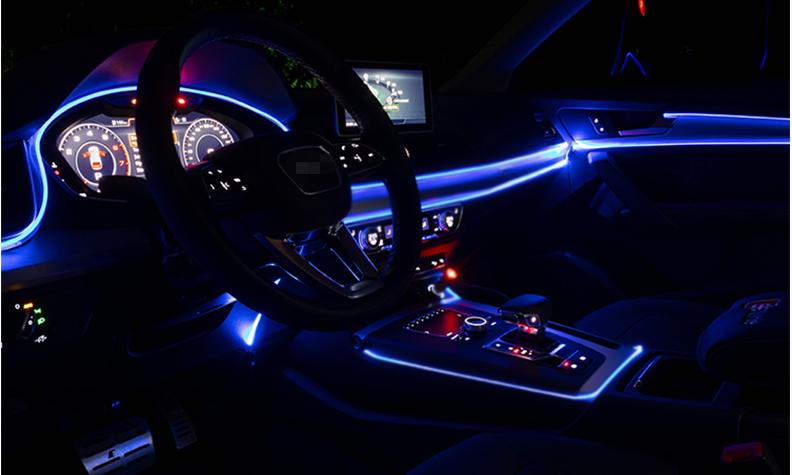 The Hottest Car Light Decoration Upgrade