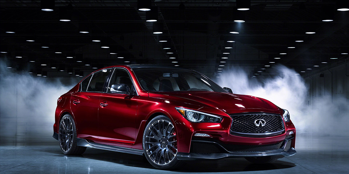 The Maverick of Japanese Automobile Art - Infiniti Brand History