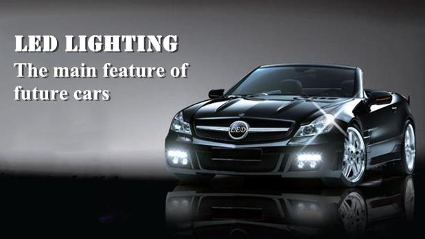 LED Lighting - The Main Feature Of Future Cars