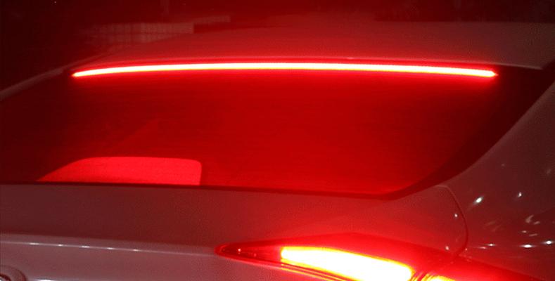 How To Install a LED third Brake Light strip?