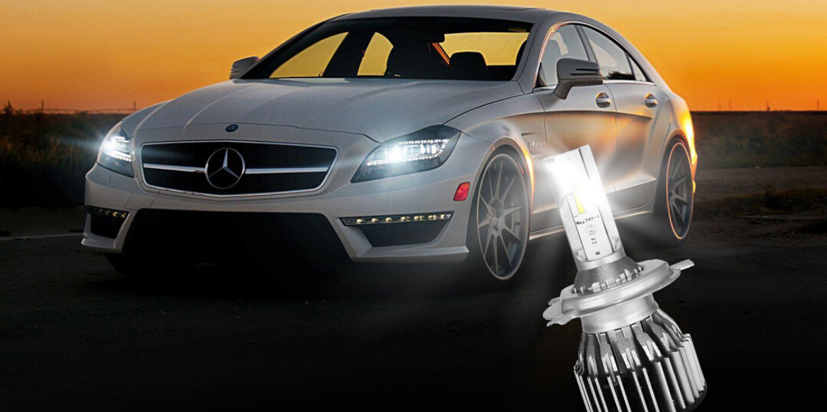 LED Headlight – The Most Stylish & Elegant Way to Represent Your Car