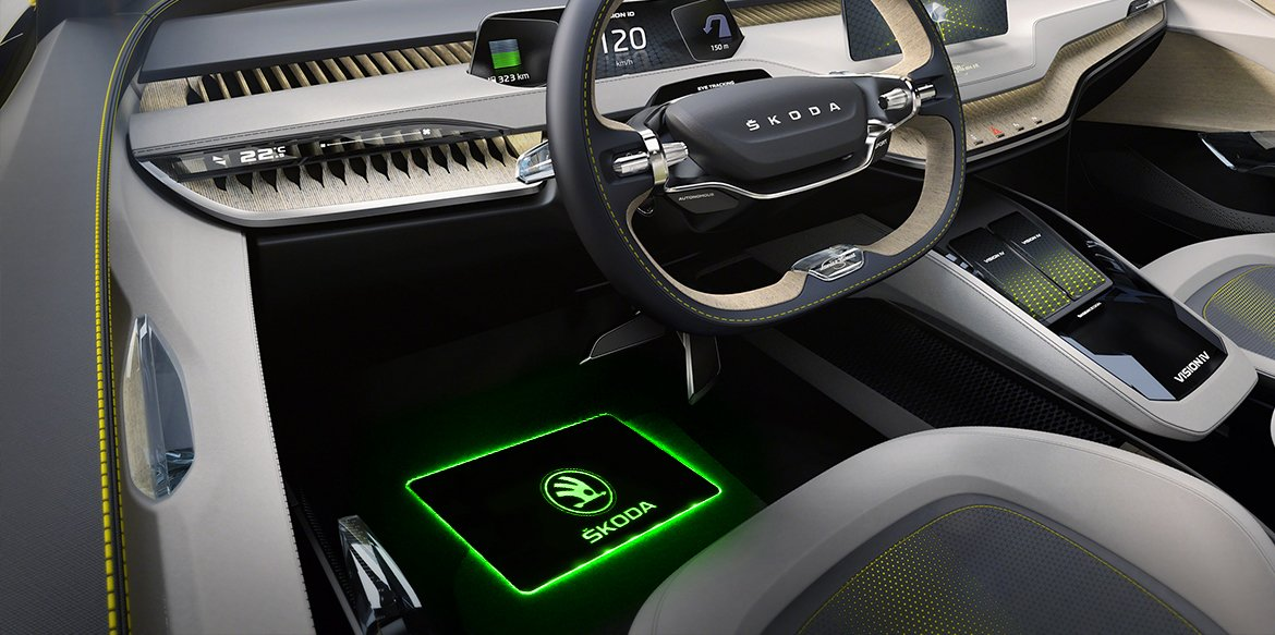 Led Floor Mats: Additional car accessory that ensures the extra-ordinary presence