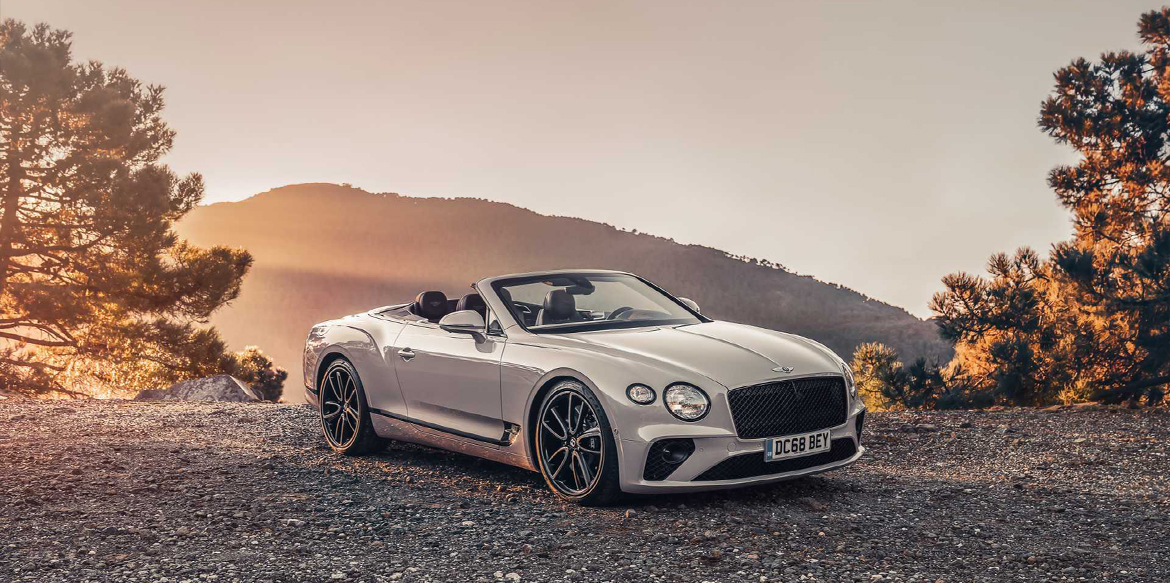 A Noble Gentleman - Bentley Brand History