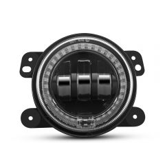 LED Fog Lights With RGB Halo Ring For JEEP Wrangler (OL-JF02AORGB)