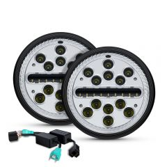 7 Inch LED Headlights For JEEP (OL-J1763R1)