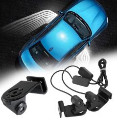 Car Angel Wing Projector LED Welcome Carpet Light
