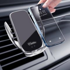 Cadillac Compatible Car Cell Phone Wireless Charging Holder