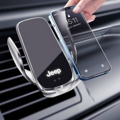 JEEP Compatible Auto Mobile phone Charging Holder