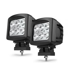 LED Light Pods Work Lights Auxiliary Lamps Spot Flood Beam (TH-W0160C)