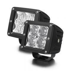LED Light Pods Work Lights Auxiliary Lamps Spot Flood Combo Beam (TH-W0220C-F-5D)