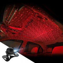 Car Interior Ambient Star Light | Single Color - General Version