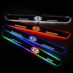 Kia Compatible Upgrade Led Door Side Sill Step