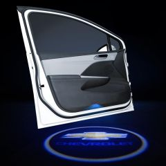 Chevrolet Compatible Door LOGO Welcome Lights 2PCS