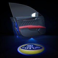 Lotus Compatible Car Door LOGO Laser Projector