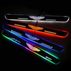 Aston Martin Compatible Upgrade Led Door Side Sill Step