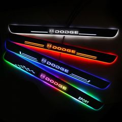 Dodge Compatible Upgrade Led Door Side Sill Step