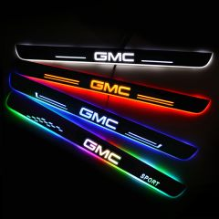 GMC Compatible Upgrade Led Door Sills Plate