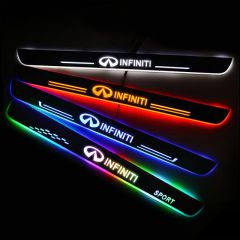 Infiniti Compatible Customize Led Door Side Sill Step