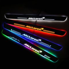 Mclaren Compatible Illuminated Door Sill Replacement