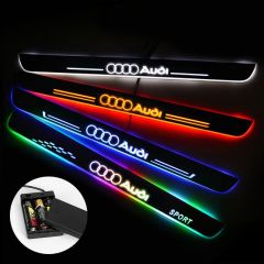 Audi Compatible Battery Powered LED Door Sill Protectors