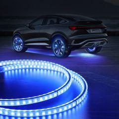 Car Million Color LED Wheel Lights