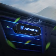 Abarth Compatible Car Luminous Scented diffuser Aroma Fresh Air