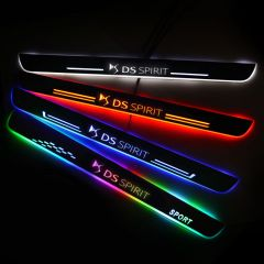 DS Compatible LED Door Sill Scuff Plate