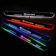 Holden Compatible Customized LED Door Sills Guards