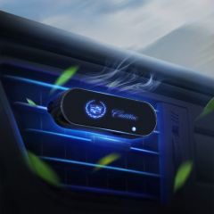 Cadillac Compatible LED Aromatherapy Diffuser Perfume Air Freshener