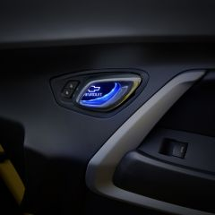 CHEVROLET Compatible Luminescent Car Door Handle Bowl Accessories