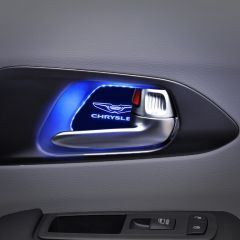 Chrysler Compatible LED Car Door Handle Bowl Armrest Light