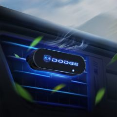Dodge Compatible Auto Car Air Freshener LED Perfume Diffuser