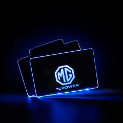 MG Compatible Vehicle Illuminated Floor Mat