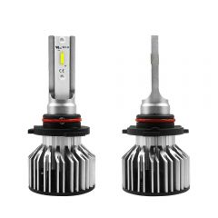 S6 9005 / H10 LED Headlight Bulbs Upgrade