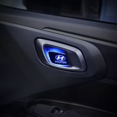 Hyundai Compatible Luminescent Car Door Handle Bowl Accessories
