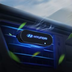 Hyundai Compatible Auto Car Air Freshener LED Perfume Diffuser