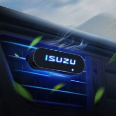 Isuzu Compatible Car Luminous Scented diffuser Aroma Fresh Air