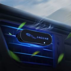 Jaguar Compatible Car Luminous Aromatherapy Box Air Freshener