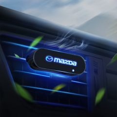 MAZDA Compatible Car Air Freshener LED Aromatherapy Diffuser