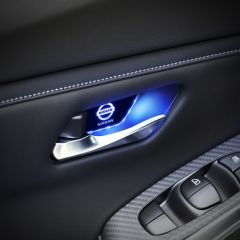 Nissan Compatible Car Door Handle Bowl Luminescent Trim Light
