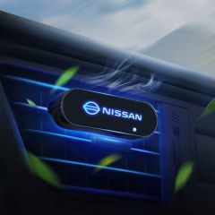 Nissan Compatible Car Luminous Aromatherapy Box Air Freshener