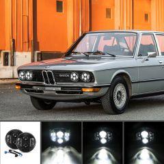 BMW Compatible H6024 7 Inch LED Headlight 2 PCS